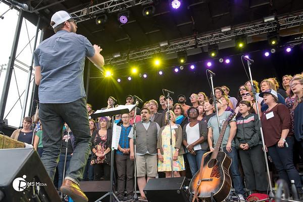 The Choir | Rifflandia | Victoria BC