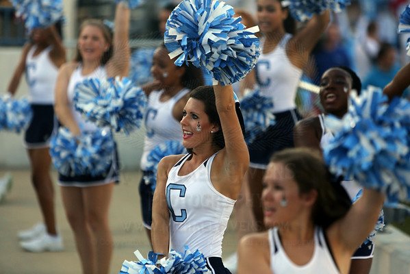 Citadel Cheerleaders—Game on!