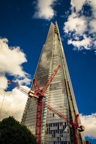 The Sharde London.