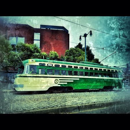 Green Streetcar