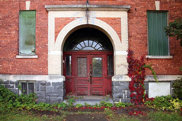 Abandoned School - Gloversville, NY