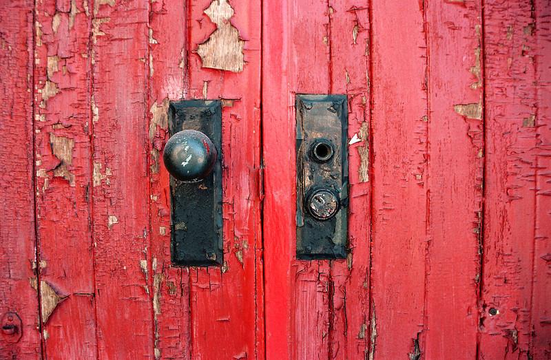The Old Church Doors - Gloversville, NY
