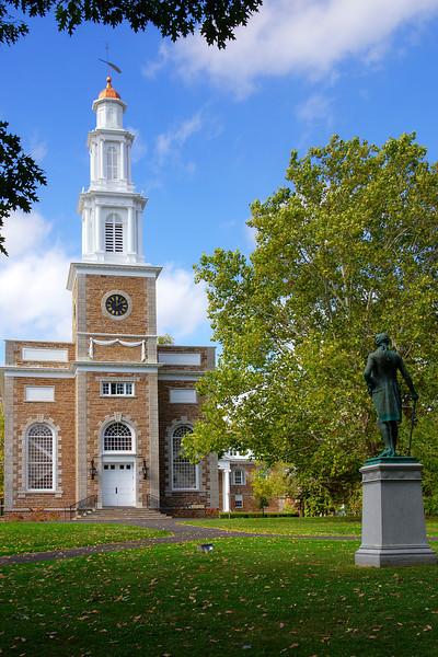 Hamilton College - Clinton, NY
