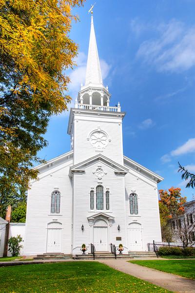 First Presbyterian Church - Cazenovia, NY