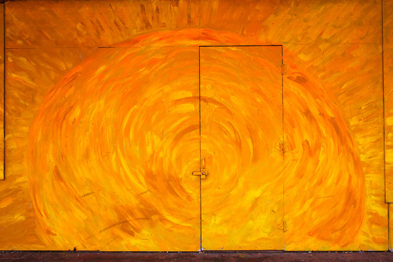 Sunshine Construction Door - San Francisco
