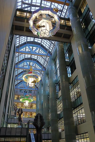 Central Library - Los Angeles, CA