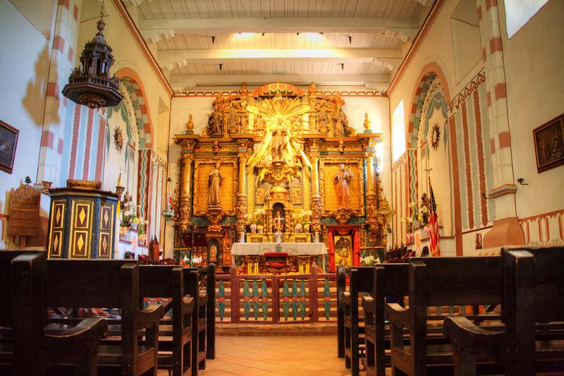 Mission San Fernando - Mission Hills, CA