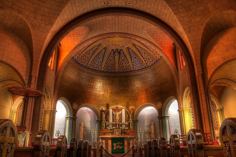Mission Dolores Altar - San Francisco, CA