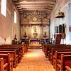Mission San Miiguel Archangel - San Miguel, CA