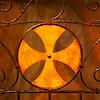 Gate Detail - Mission Santa Barbara