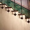 Stairs Detail - Mission Santa Barbara