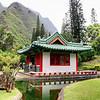 Chinese Garden at Kepaniwai Park - Maui, HI