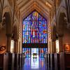 St. Andrew's Cathedral (Front Door) - Honolulu, HI