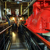 Queen Mary - Engine Room - Long Beach, CA