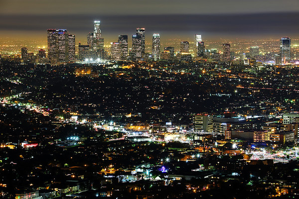 Downtown - Los Angeles