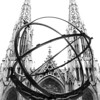 Atlas and St. Patricks Cathedral - New York, NY