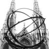 Atlas and St. Patricks Cathedral - New York, NY