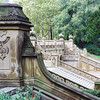 Bethesda Stairs in Central Park - New York, NY