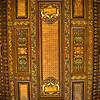 Central Library Ceiling Detail - New York, NY