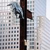 World Trade Center Cross At Ground Zero - New York, NY