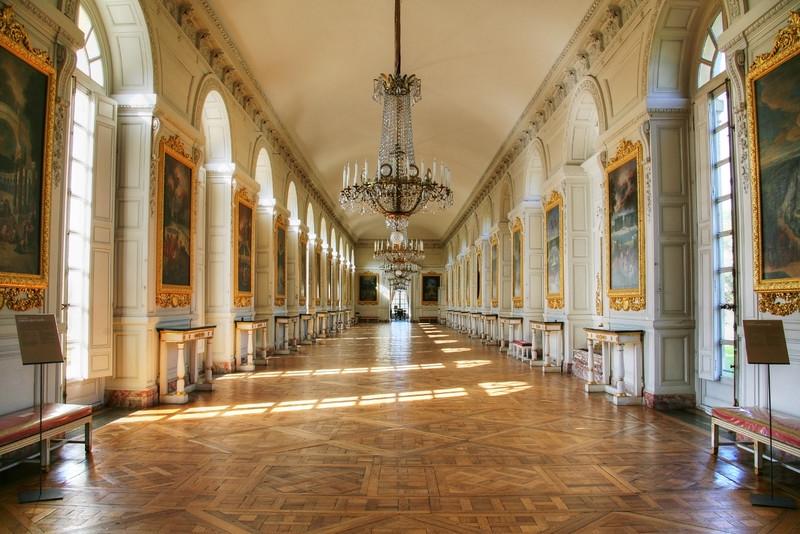Galerie des Cotelle - Versailles