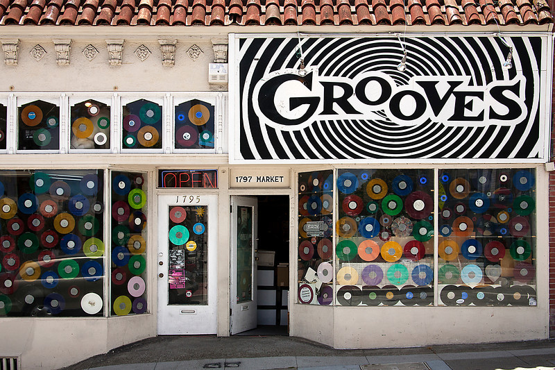 Grooves on Market - San Francisco