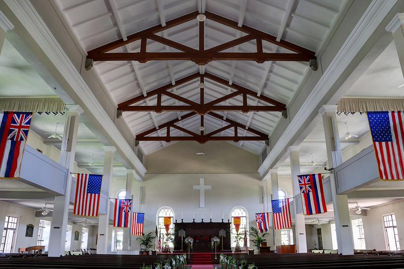 Kawaiaha'o Church - Honolulu, HI