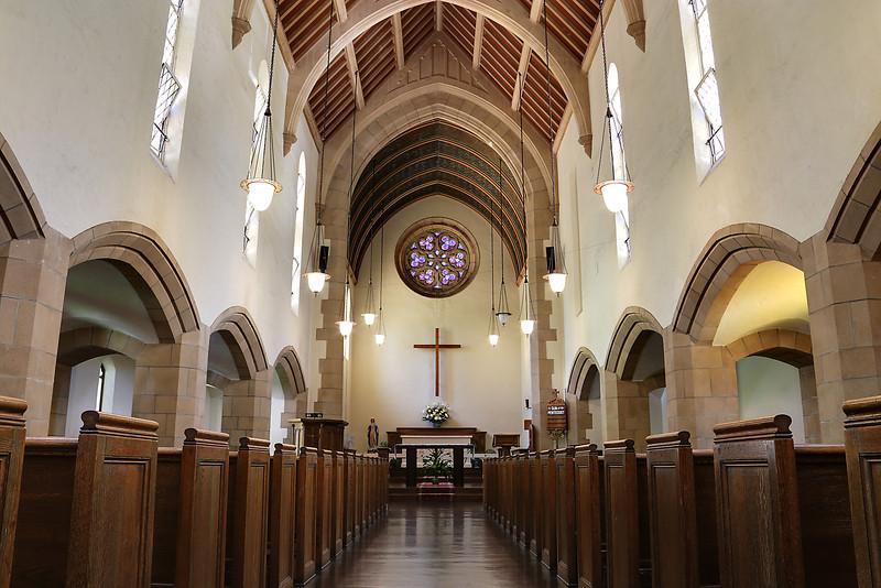 St. Paul's Church - Honolulu, HI