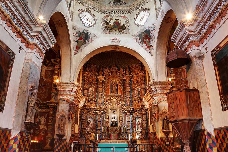San Xavier Mission - Tucson, AZ