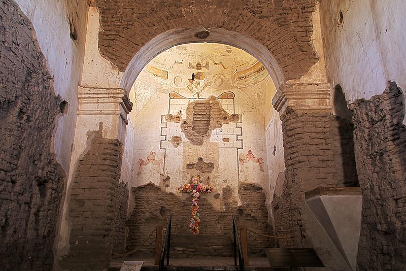 Mission Tumacacori Altar - Tumacacori, AZ