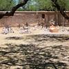 Mission Tumacacori Graveyard - Tumacacori, AZ