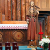 Statue Of Kateri Tekakwitha - Shrine Of Our Lady Of Martyrs