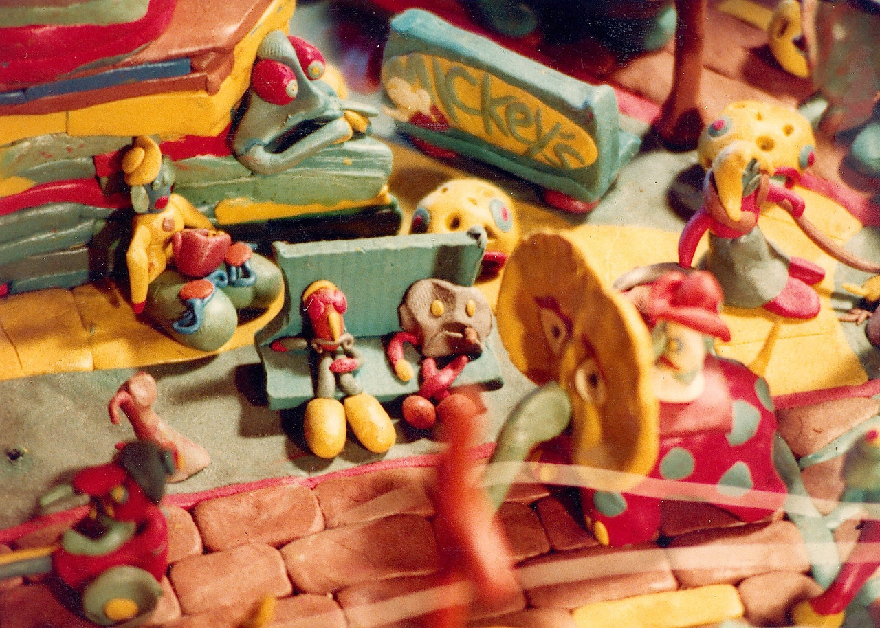 The Clay World