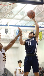 MANASQUAN BOY'S VARSITY BASKETBALL 2017-18 VS TOMS RIVER NORTH  HIGH SCHOOL WOBM FINAL