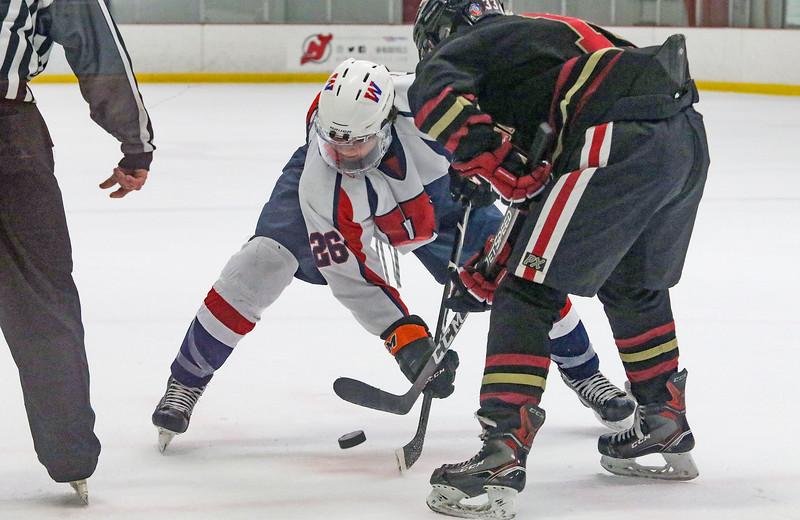 no.26, Patrick DemarnisWall v/s Hillsborough hockey in Wall, NJ on 1/4/19.[DANIELLA HEMINGHAUS | THE COAST STAR]