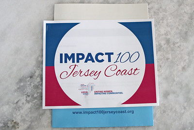 A membership drive for Impact 100 Jersey Coast was held at the home of Holly Deitz in Belmar on Wednesday Feb. 13, 2019. (MARK R. SULLIVAN/THE COAST STAR)