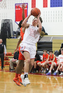 Wall boy's basketball v/s Middletown North in Wall, NJ on 2/28/19. [DANIELLA HEMINGHAUS | THE COAST STAR]