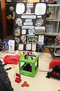 Squan Library // MHS Robotics.. 3d printer