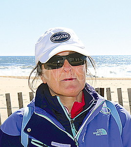 "Street Beat: Kit Canning from Manasquan ""I hope the best team wins and I also hope that the local teams including the White Caps do well."""