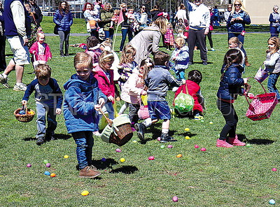 Brielle Easter Egg Hunt 04/08/2017