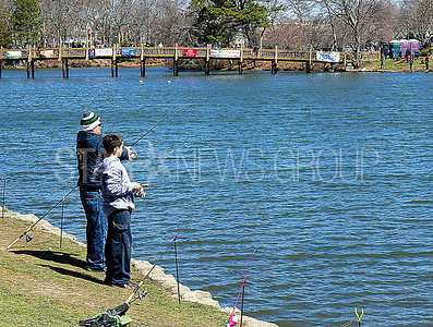 Spring Lake Children's Trout Fishing Tournament 04/08/2016