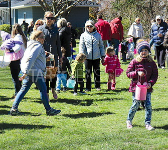 Sea Girt Easter Egg Hunt 04/08/2017