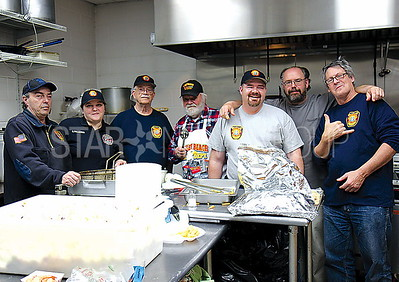 Bradley Beach United Engine and Truck Annual Spring Fish Fry event 04/07/2017
