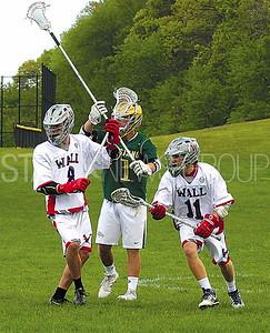 Brick Memorial vs. Wall boys lacrosse SCT Tournament game 5/6/2017