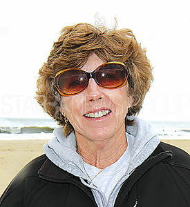 """Street Beat: Karen Heulitt from Belmar """"As long as everyone is picking up after their dogs I think it's fine."""""""