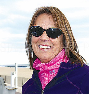 """Street Beat: Kathy Grossman from Belmar """"As long as everyone cleans up after their dogs and keeps them on a leash."""""""