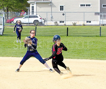 Manasquan softball vs. Elizabeth senior day game