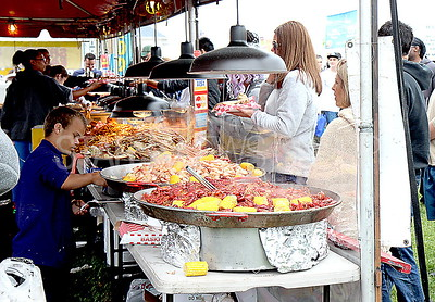 Belmar NJ Seafood Festival 5/20/2017