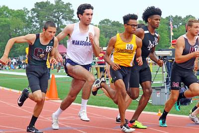 NJSIAA Group II and Group III Track and Field