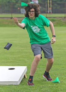 Logan Peterson The 2019 Field Day at Communications High School in Wall, NJ on 6/7/19. [DANIELLA HEMINGHAUS | THE COAST STAR]